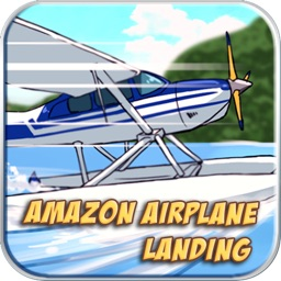 Amazon Airplane Landing Lite