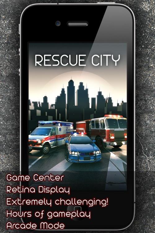 Rescue City Full screenshot-4