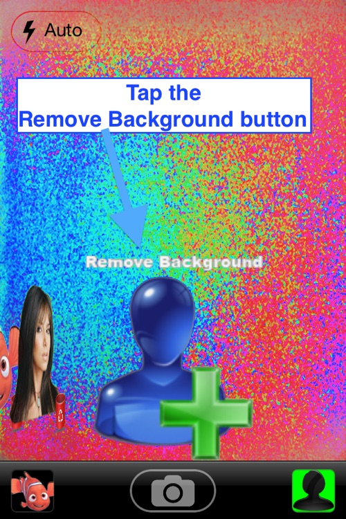 Camera Amazing with Pictures Background Remover
