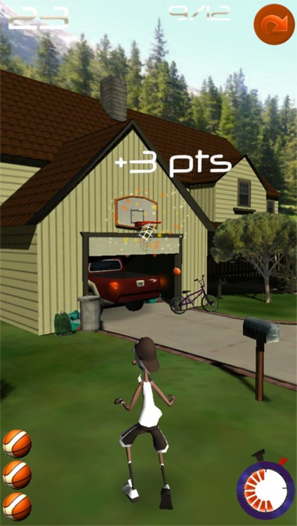 Basketball Shooting Stars screenshot-3