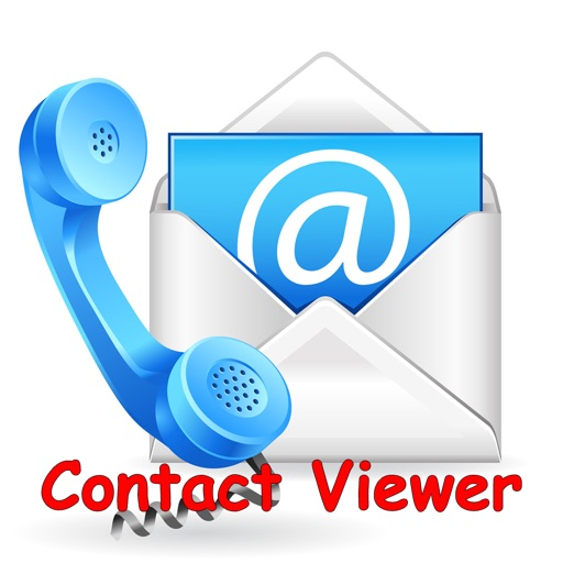 Contact Viewer.Keeping your contact safe