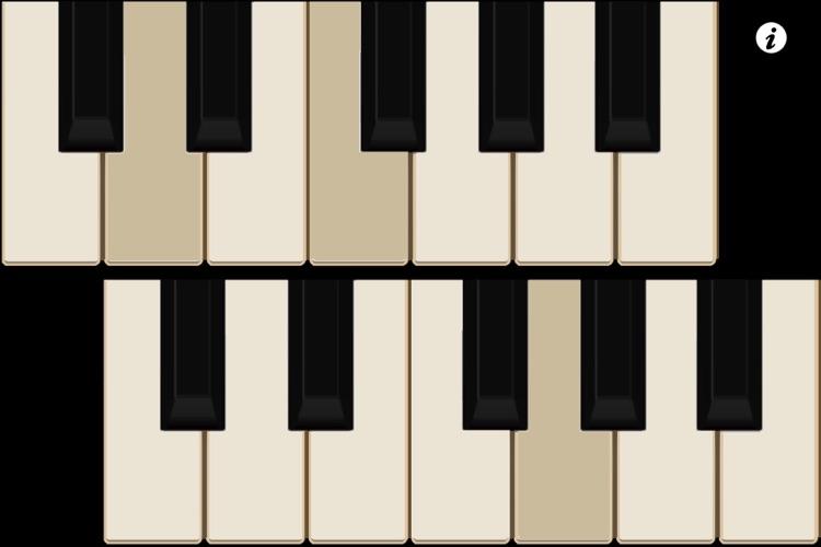 Bamboo Flute Piano