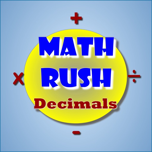 Math Rush Decimals
