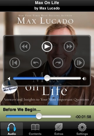 Max On Life (by Max Lucado)