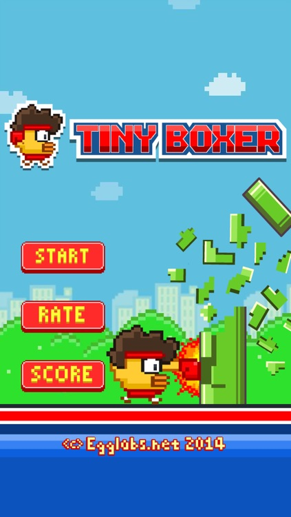 Tiny Boxer - Play Free Action Runner Games screenshot-0