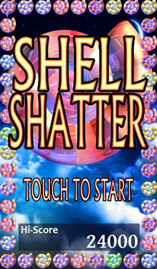 Shell Shatter Screenshot