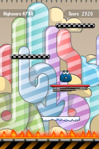 Bouncedown screenshot-0
