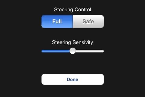 NFSW - Need for Steering Wheel?