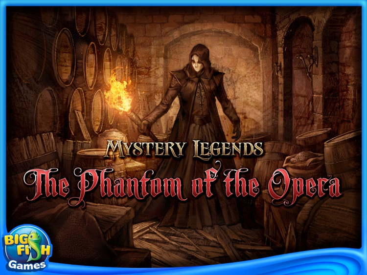 Phantom of the Opera: Mystery Legends HD (Full)