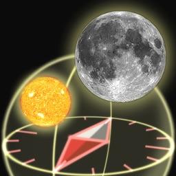 3D Sun&Moon
