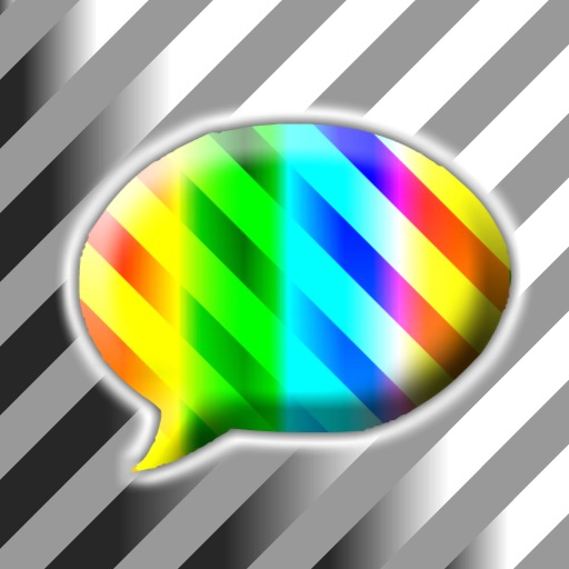 Colored Bubble Text Messages - Color Bubble