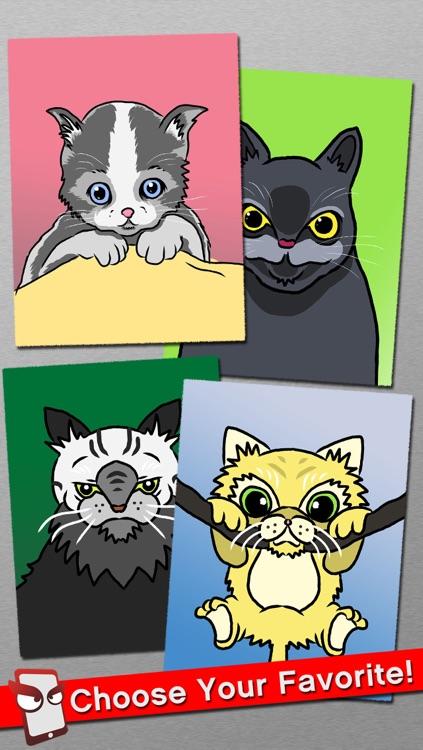 AngryToons Cats Free - The Angry Cartoon Cat Simulator screenshot-3