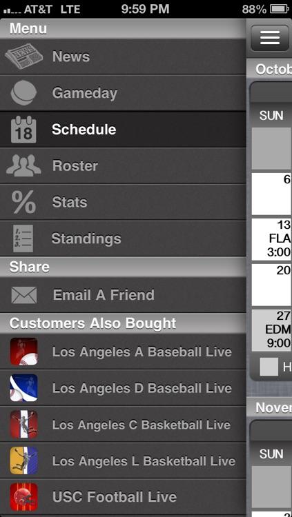 Los Angeles Hockey Live