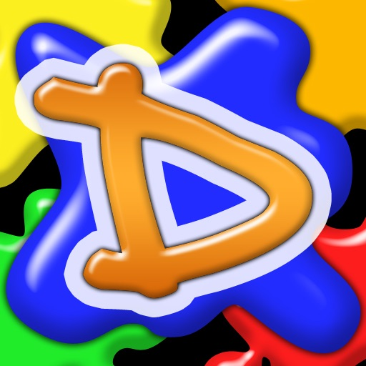 Dapple - Color Mixing, Puzzle Game Fun!