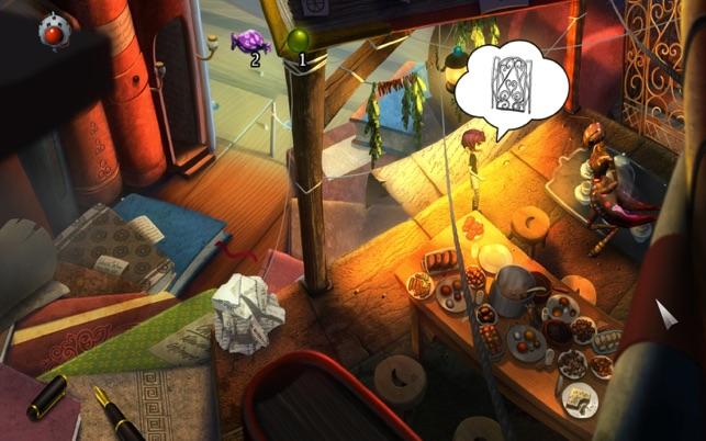 Violett Screenshot