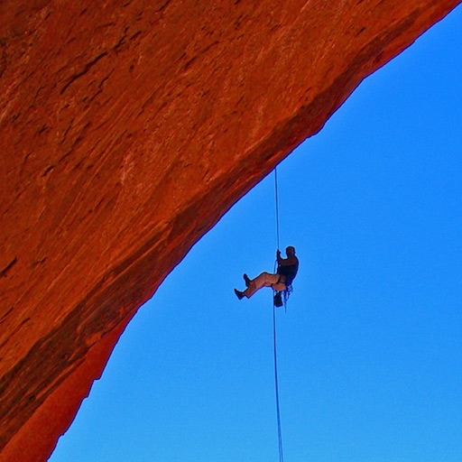 Best Climbs Moab, Free Edition from Falcon Guides