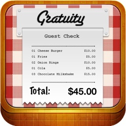 Gratuity - Tip Calculator