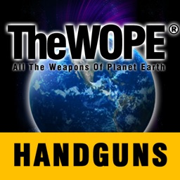 TheWOPE The Weapons of Planet Earth Handguns Edition