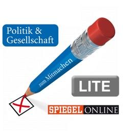 Wie gut ist Ihre Allgemeinbildung? Politik & Gesellschaft – Der SPIEGEL-Wissenstest zum Mitmachen (LITE)