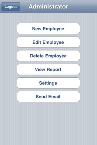 Employee Time Tracking (Clock IN/Clock OUT) screenshot-4