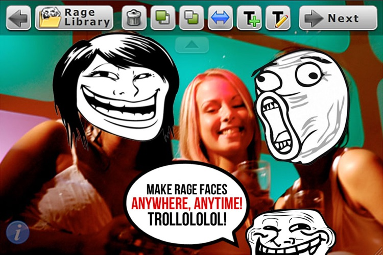 Rage Booth