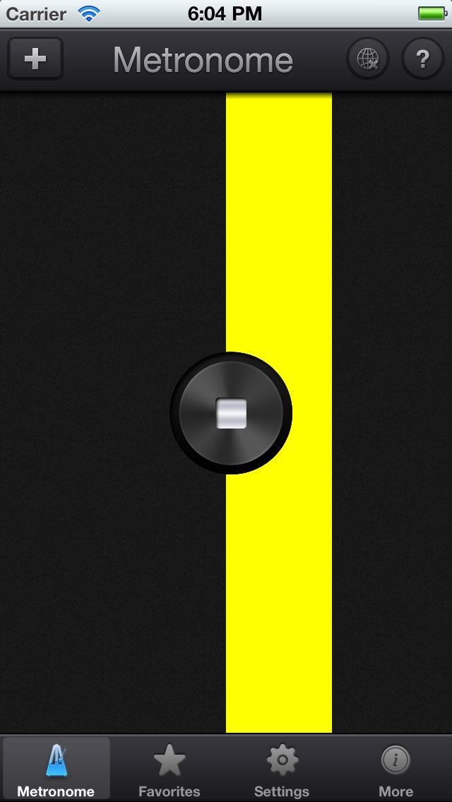 Visual Metronome Lite