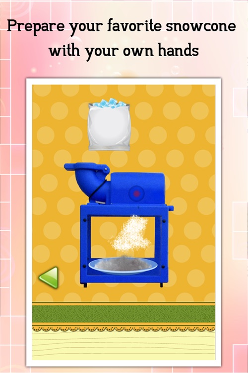 Snow Cone Maker Lite