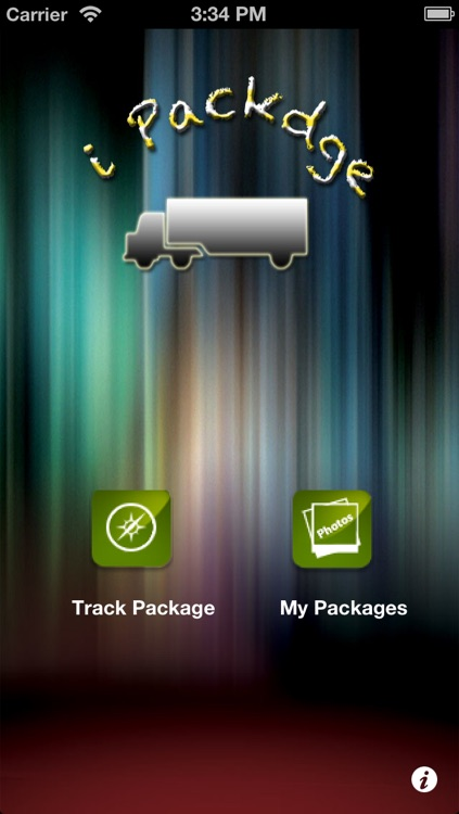 iPackage - Global Package Tracking
