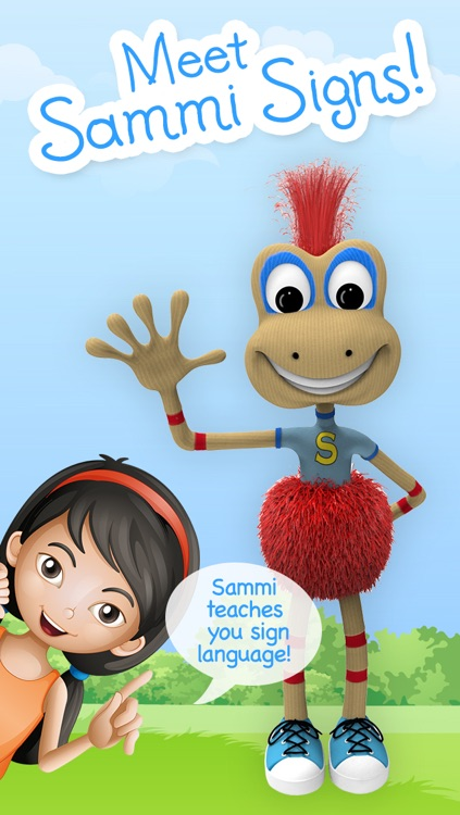 Sign Language With Sammi Signs