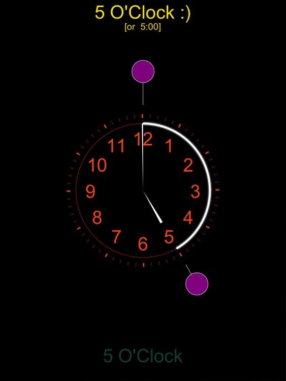 Clock Tutor by Harold Campbell
