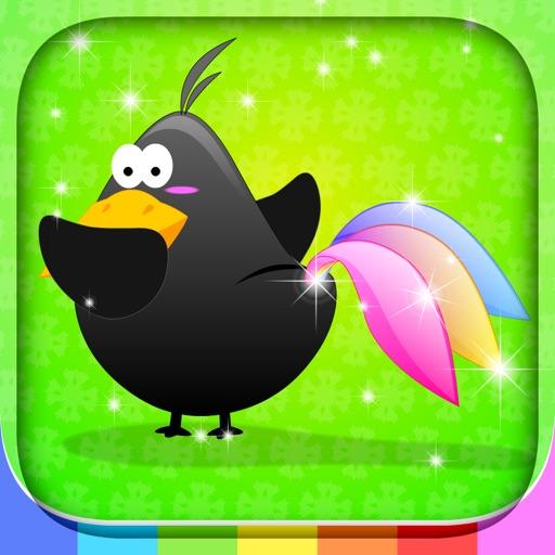 BabyStar : 漂亮的乌鸦