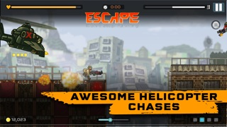 Screenshot #3 for Strike Force Heroes: Extraction