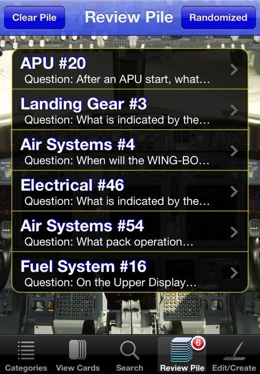 iPilot B737NG Aircraft Study Guide screenshot-3