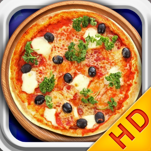 Make Pizza-Cooking Games HD icon
