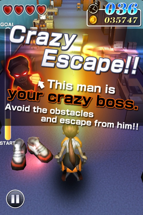 Crazy Boss screenshot-0