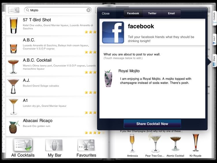 Diffords Cocktails #9 HD screenshot-3
