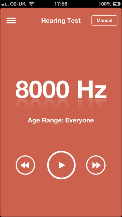 Hearing Test screenshot-0