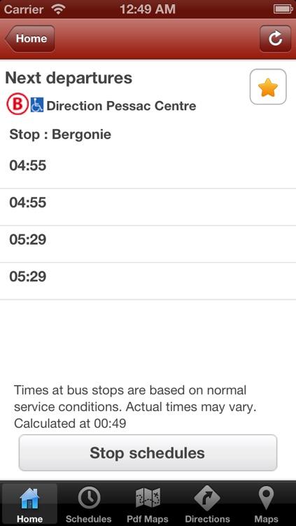 iBordeaux Tram Bus Free
