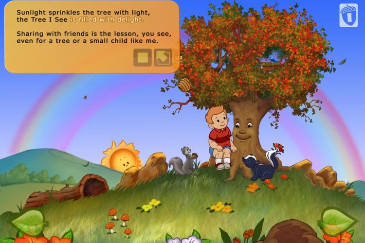 The Tree I See - Interactive Storybook screenshot-4