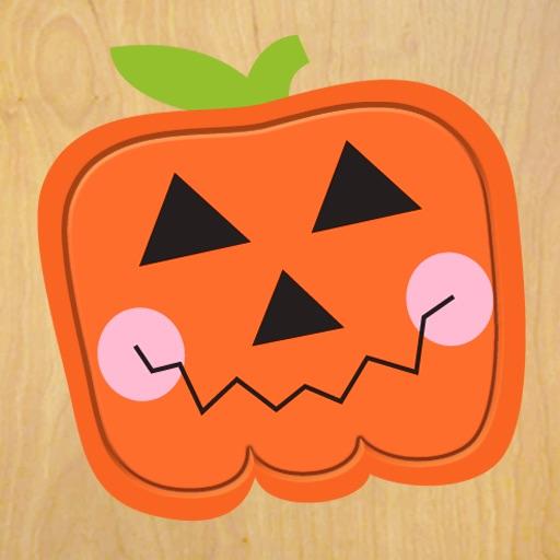 Wood Puzzle Halloween