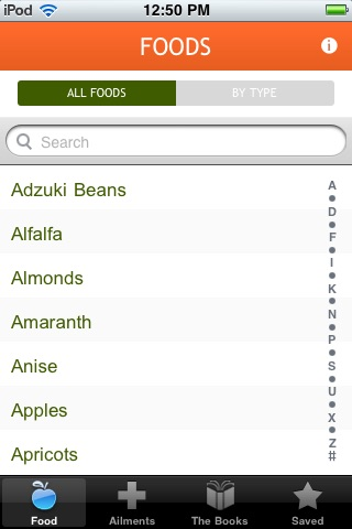Healing Foods screenshot-2