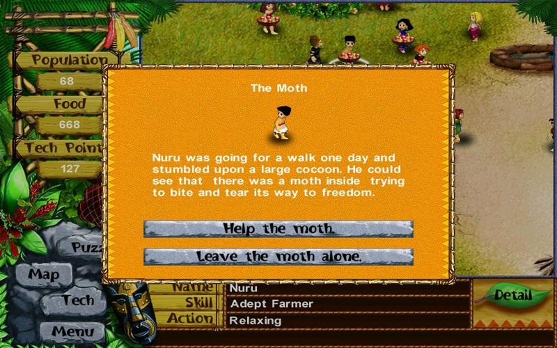 Virtual Villagers - A New Home screenshot 5