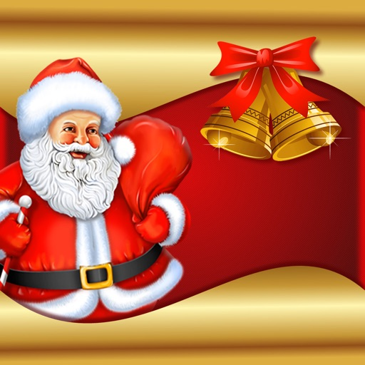 Merry Christmas: Be a Santa iOS App