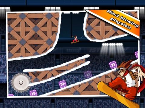 Скачать игру iStunt 2 HD - Snowboard