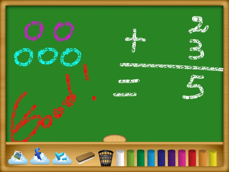 Chalk Board Free screenshot-2