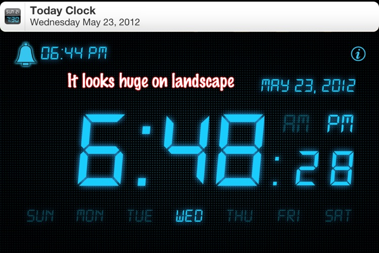 Today Clock Pro screenshot-4