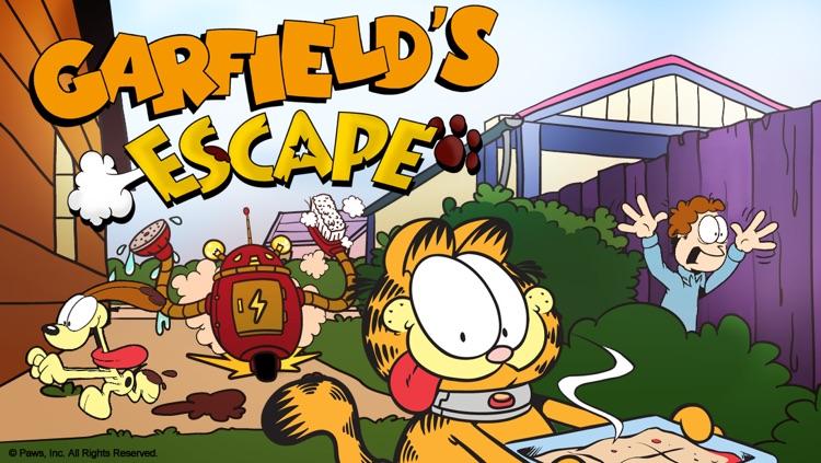 Garfield's Escape screenshot-0