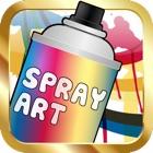 スプレーアート-無公害アートで街を元気にしよう!- icon