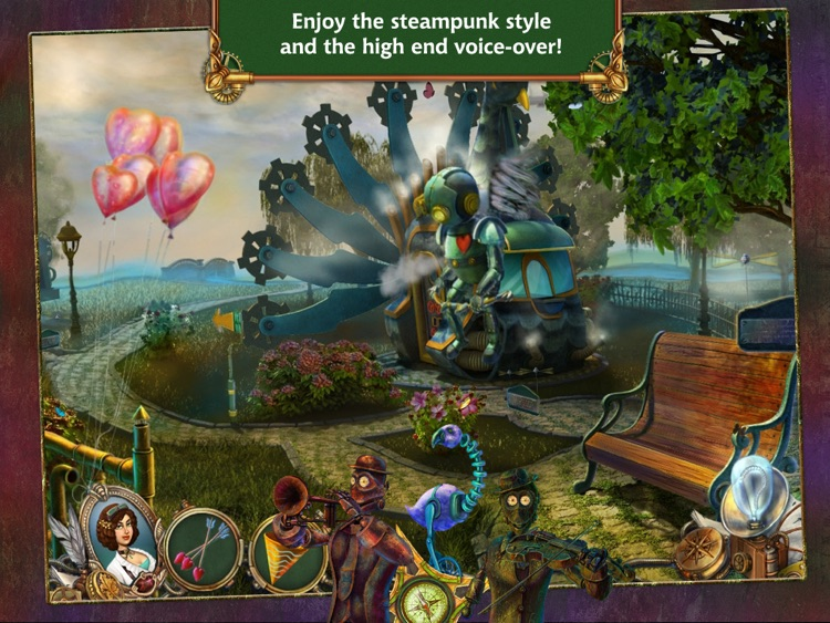 Snark Busters: High Society HD Free screenshot-4