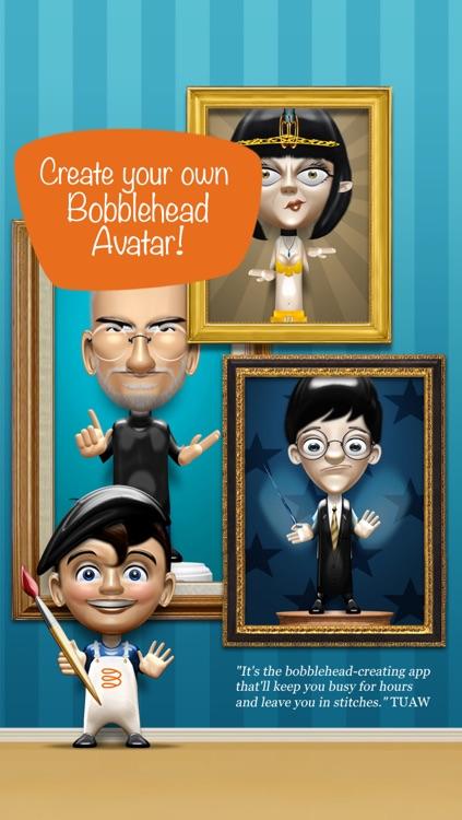 Bobbleshop - Bobble Head Avatar Maker
